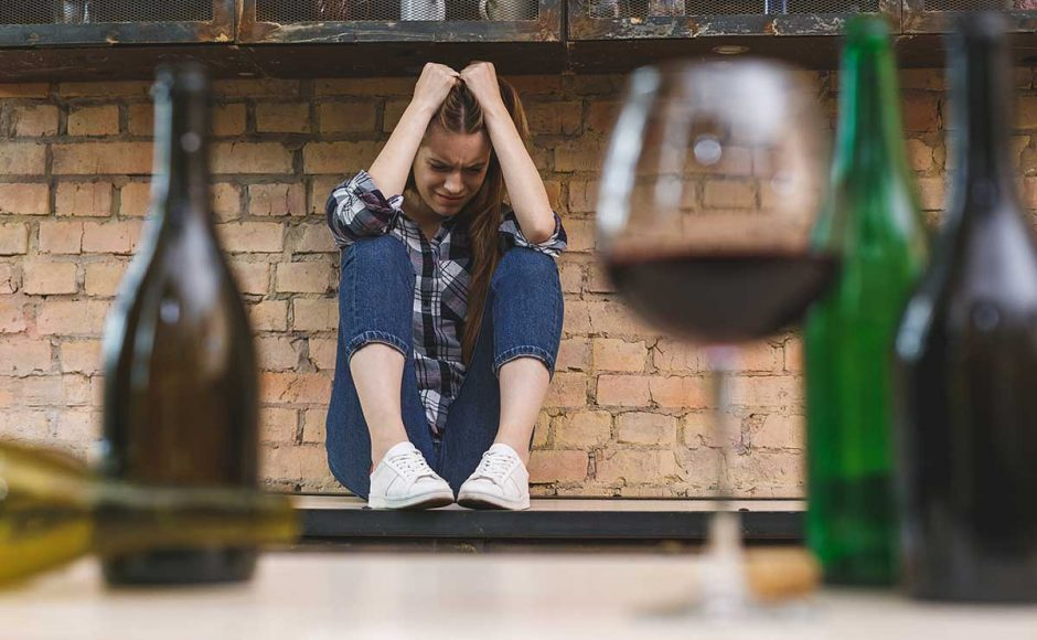 Symptoms of Alcohol Abuse